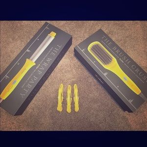 Drybar The Wrap Party and The Brush Crush